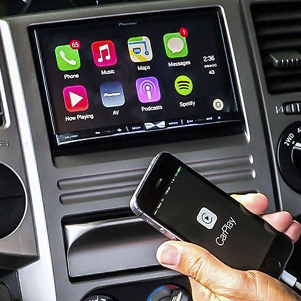 Адаптер функции Apple CarPlay для Android устройств